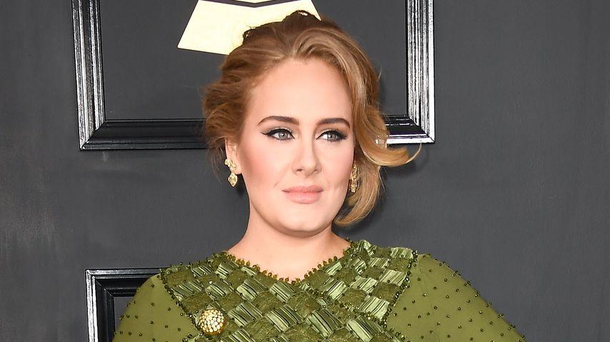 Adele bei den Grammy Awards 2017