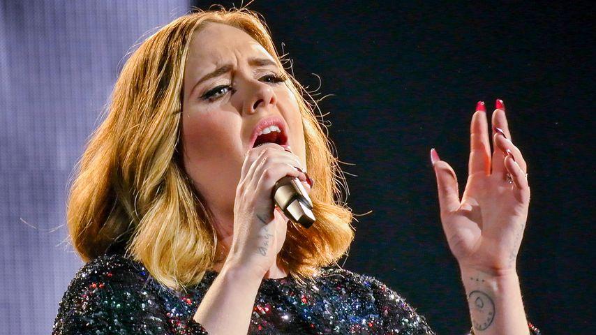 Adele live in Birmingham auf ihrer UK-Tour