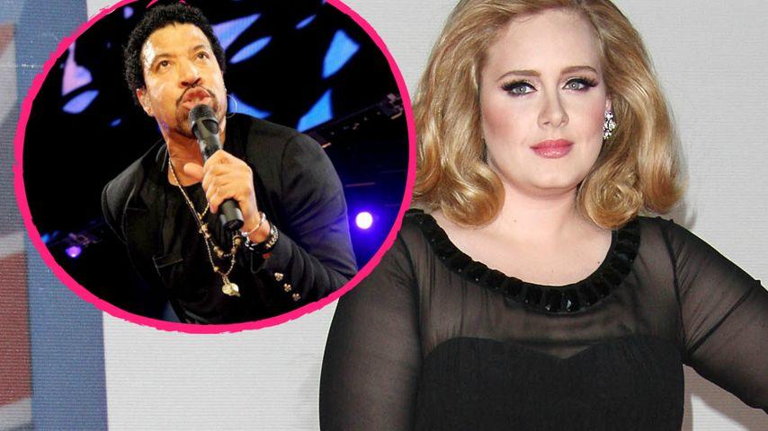 """Nach """"Hello""""-Mashup: Kopierte Adele den Lionel Richie-Song?"""