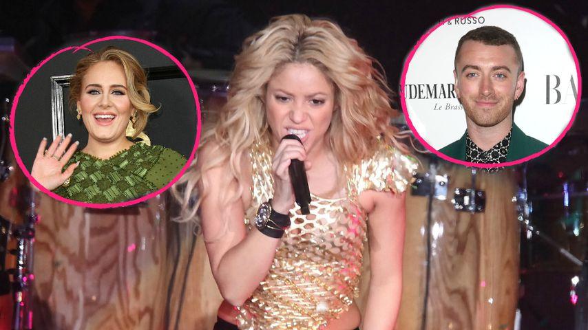 Stimmband-Blutung: Diese Musiker teilen Shakiras Schicksal!