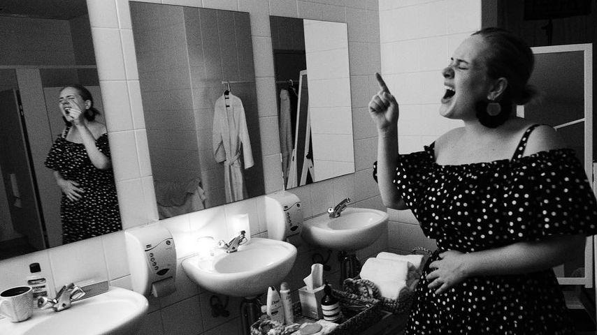 Fans sicher: Adele nach Geheim-Hochzeit wieder schwanger!