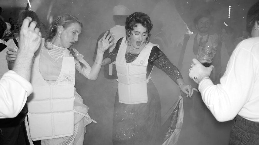 "Adele als Rose DeWitt Bukater: ""Titanic""-Party zum 30. B-Day"