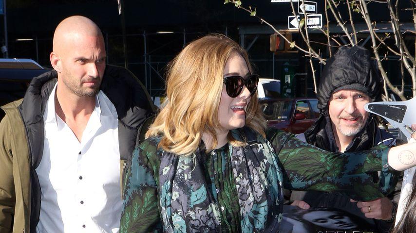 Adele: Ihr neuer Hottie-Bodyguard stiehlt ihr die Show