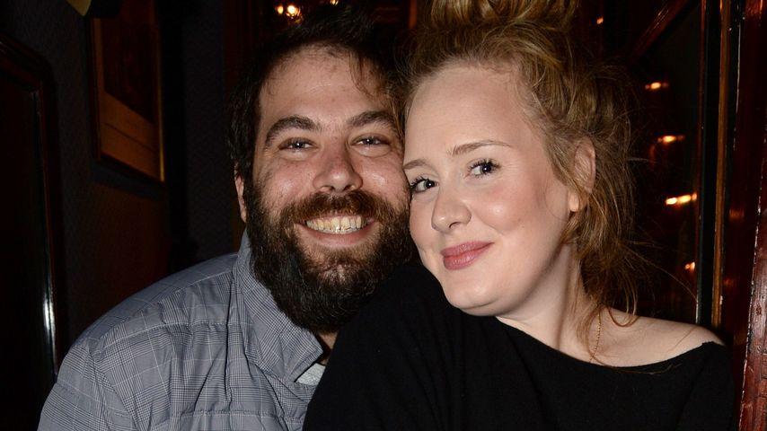 Ja-Wort nach Tournee: Heiratet Adele endlich ihren Simon?