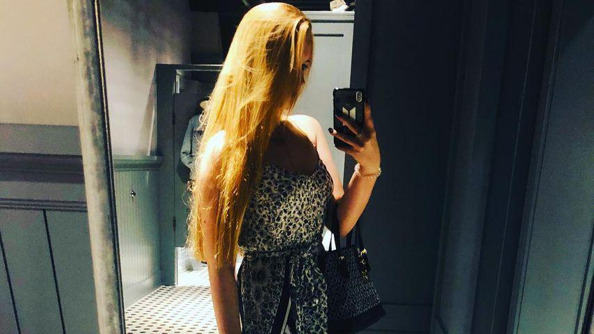Adeline Norberg im Oktober 2018
