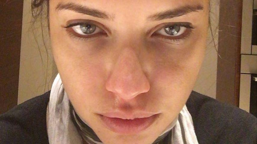 Krank & ungeschminkt: So hart schuftet Topmodel Adriana Lima