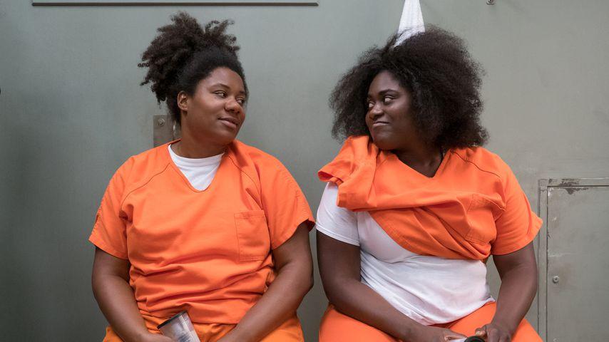"""Adrienne C. Moore und Danielle Brooks in der sechsten """"Orange Is The New Black""""-Staffel"""