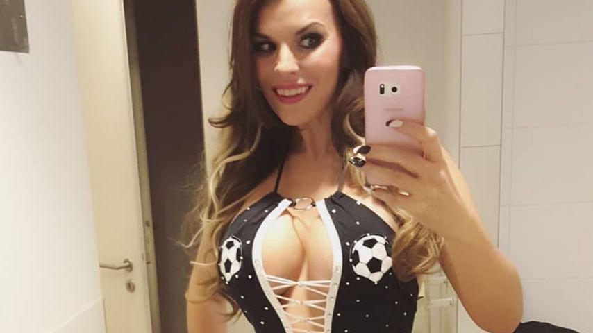 Aische Pervers beim SexySoccer 2018