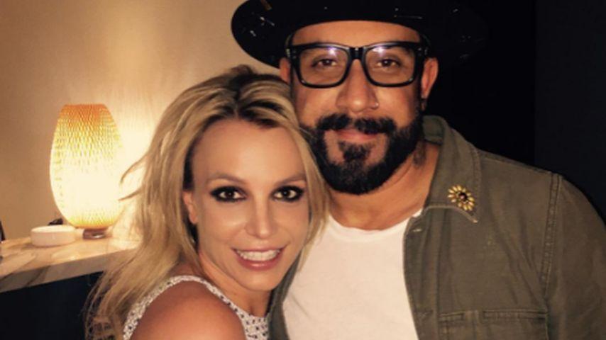 Total hot! Backstreet Boy gesteht Britney Spears seine Liebe