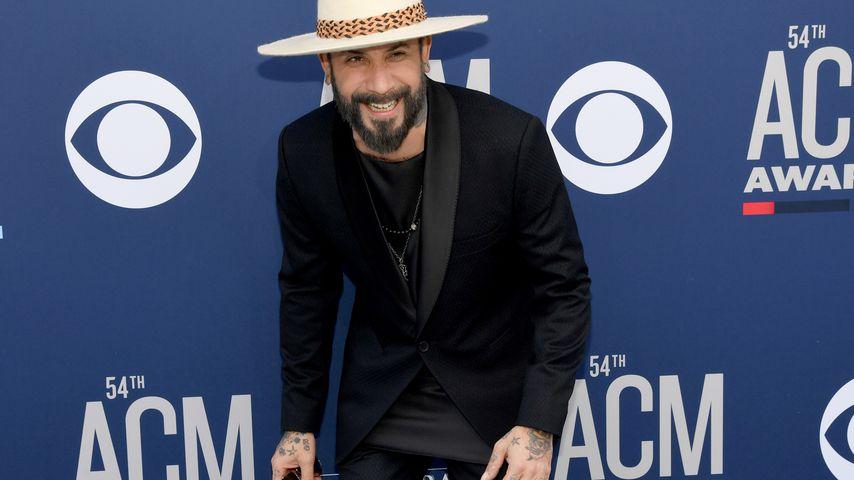 AJ McLean, Backstreet Boys-Sänger