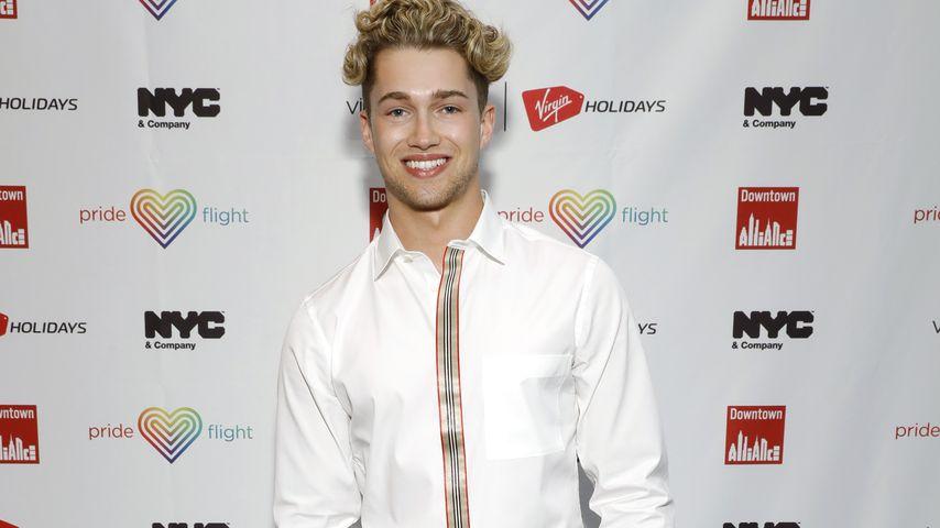 AJ Pritchard im Juni 2019