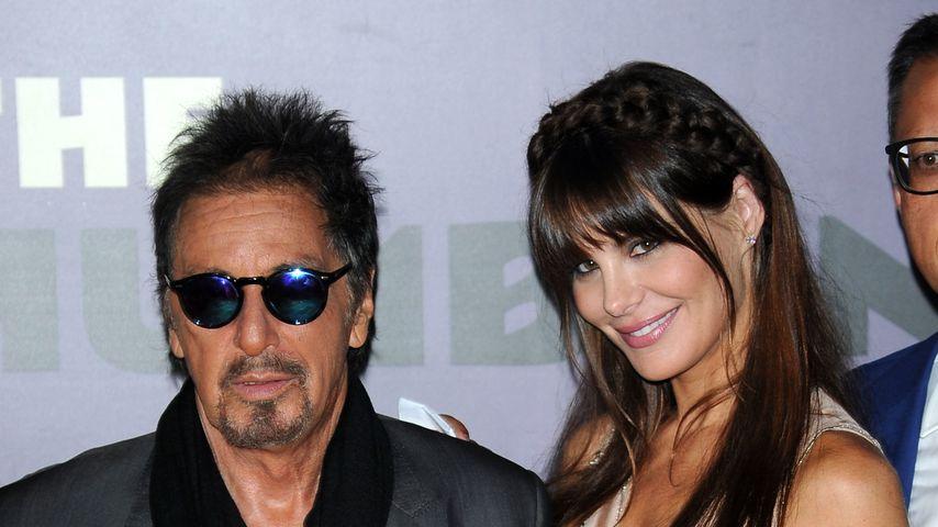 """Al Pacino total verliebt: Mit 76 sagt er zum ersten Mal """"Ja"""""""