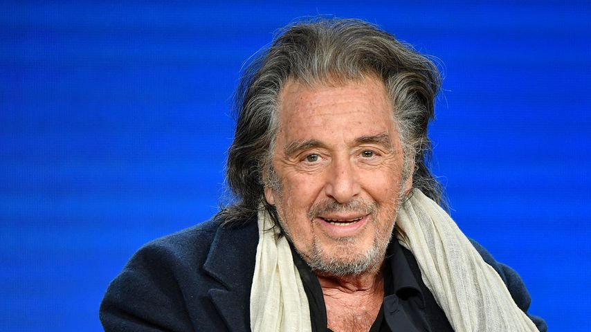 Al Pacino im Januar 2020 in Pasadena
