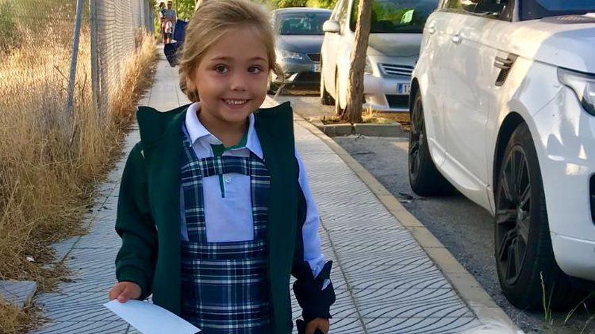Alaia, Tochter von Rebecca Kratz