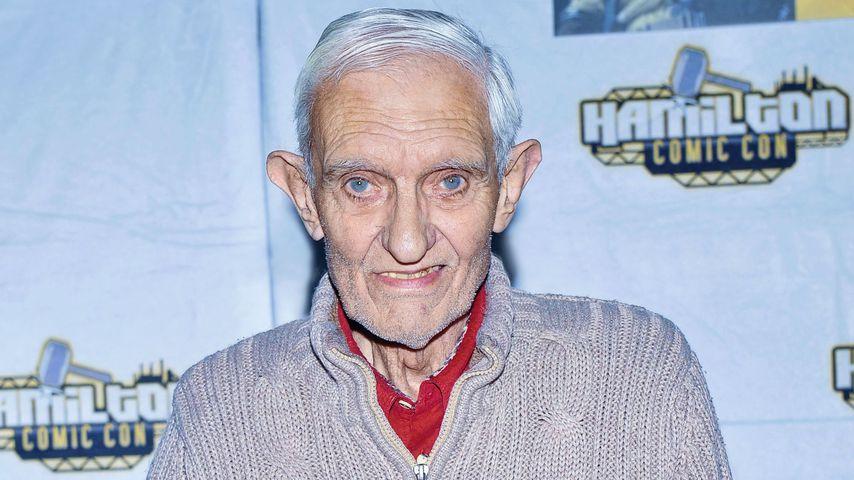 """Mit 81 Jahren: Dieser """"Star Wars""""-Bösewicht ist gestorben!"""
