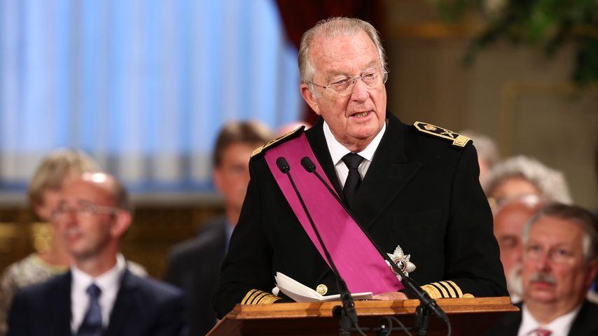 Albert II., ehemaliger König von Belgien