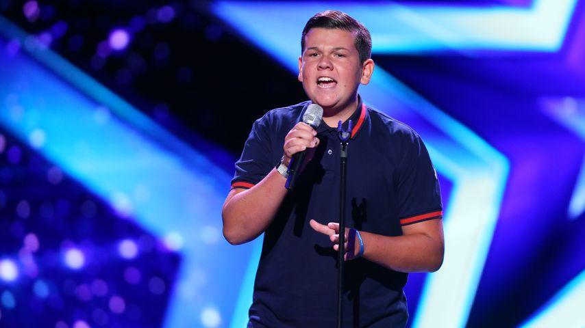 Erst 14: Dieser Junge begeistert die Supertalent-Jury extrem