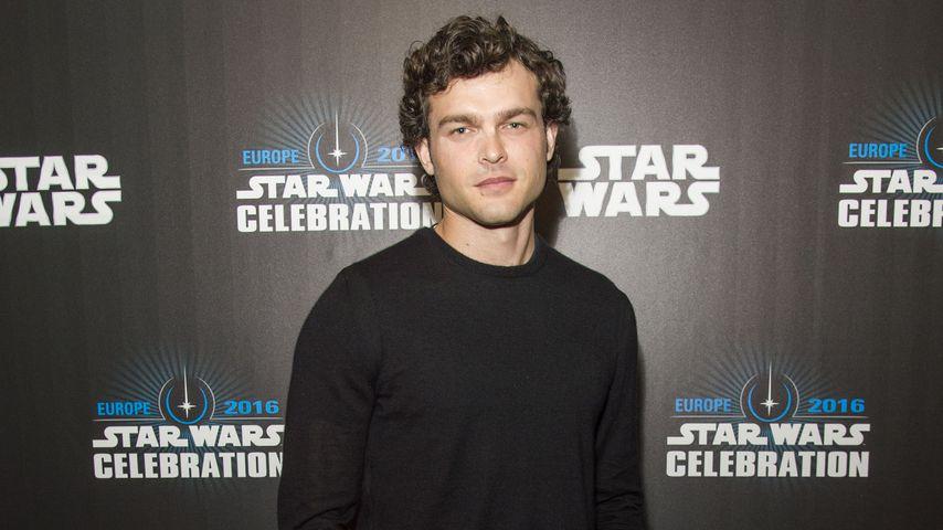 Alden Ehrenreich bei der Star Wars Celebration 2016
