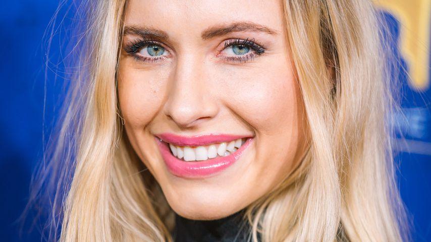 Alena Fritz im März 2019