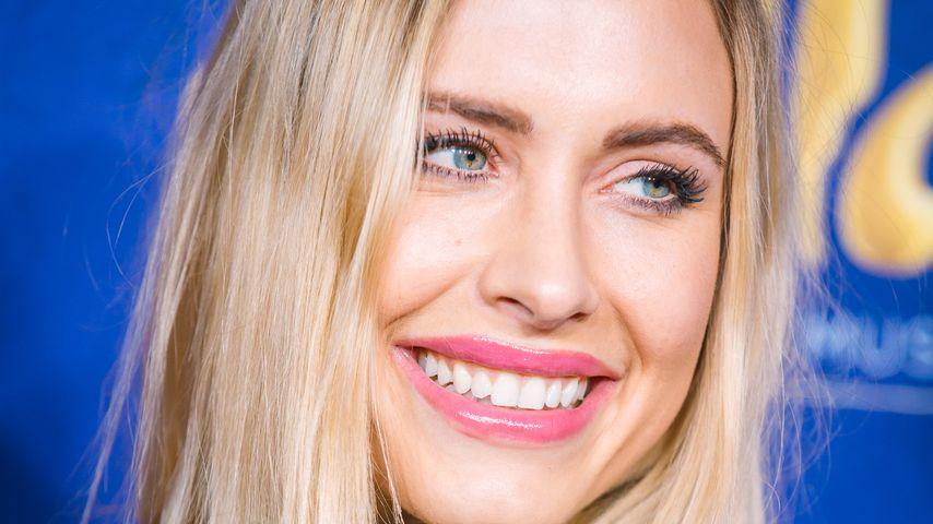 Alena Gerber im März 2019
