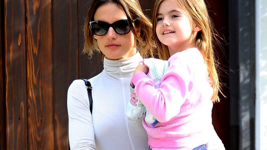 Alessandra Ambrosio: Endlich Zeit für die Familie