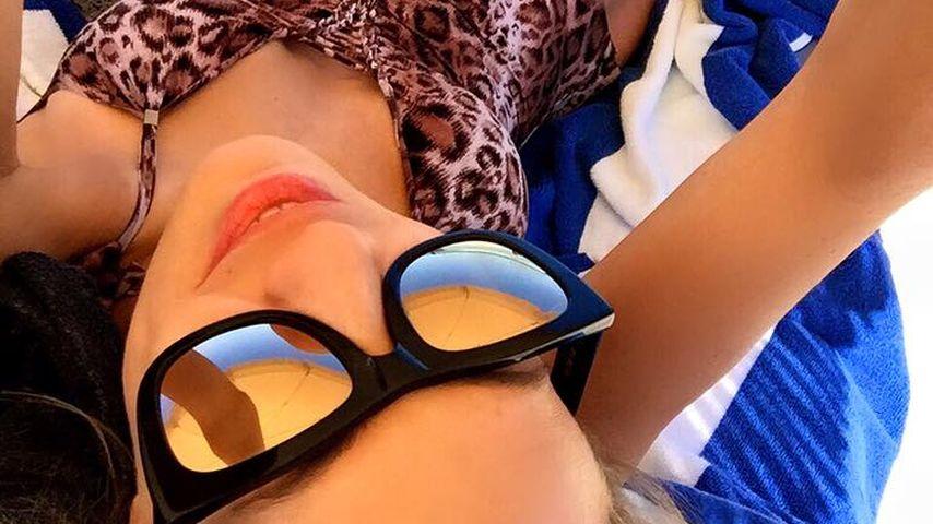 "Sexy! Alessandra Meyer-Wölden relaxt nach ""Let's Dance""-Aus"