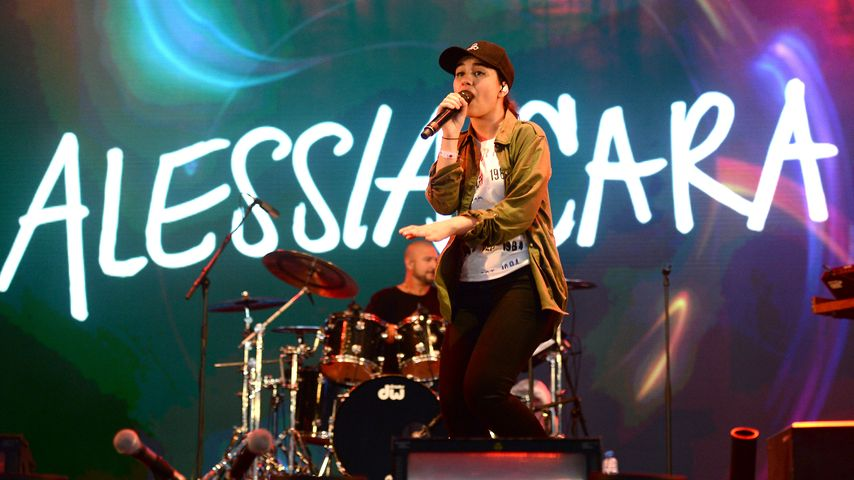 Alessia Cara beim Radio 1 Big Weekend