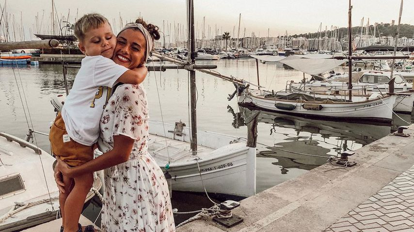 Als Mutter: Sarah Lombardi räumt ganz offen Fehler ein!