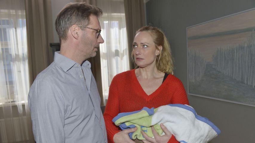 GZSZ-Maren schwanger: So reagiert Alex auf die Baby-News