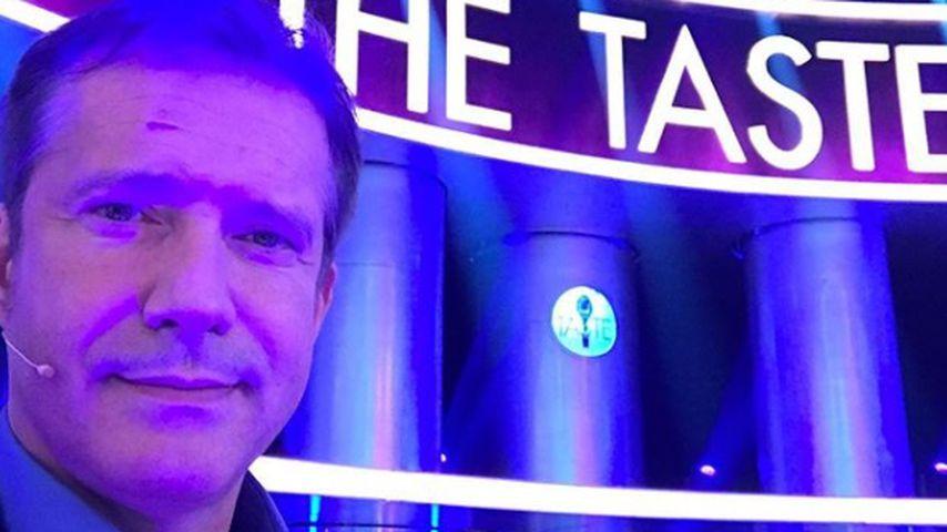 "TV-Koch Alexander Herrmann bei ""The Taste"""