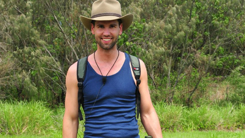 Alexander Keen im Dschungelcamp 2017