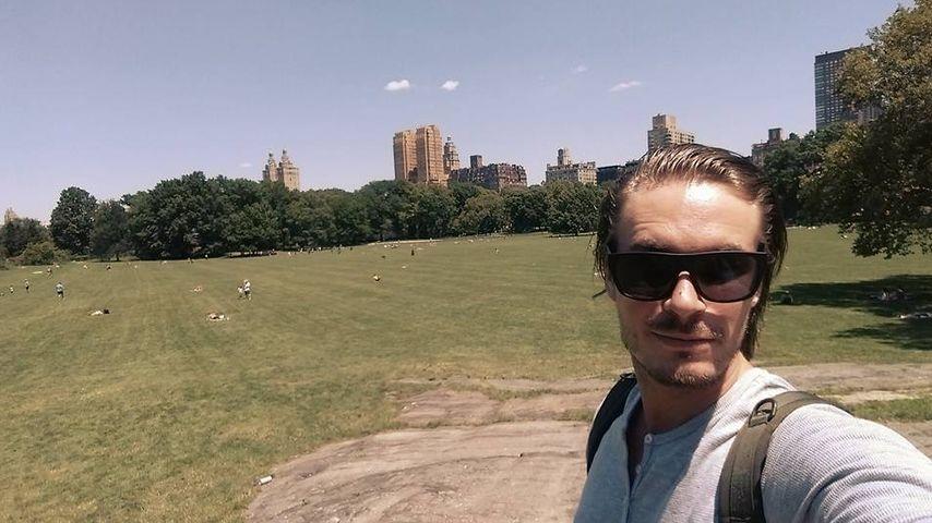 Alexander Milz in New York