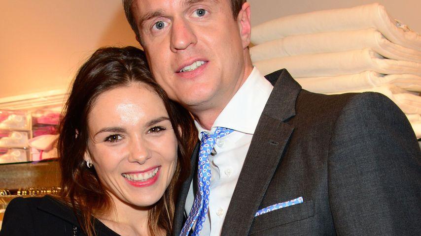 Angelina Huth und Alexander Posth