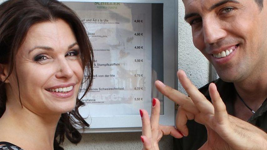 Alexander Sholti und Tabea Heynig