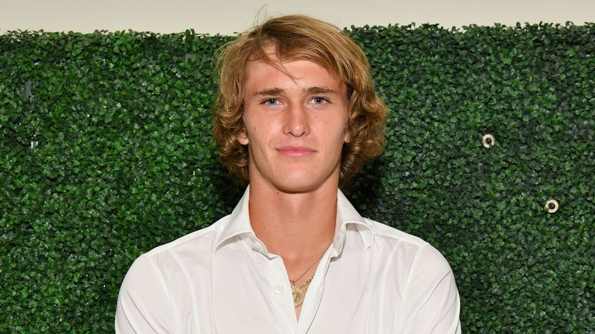 Alexander Zverev in New York 2017