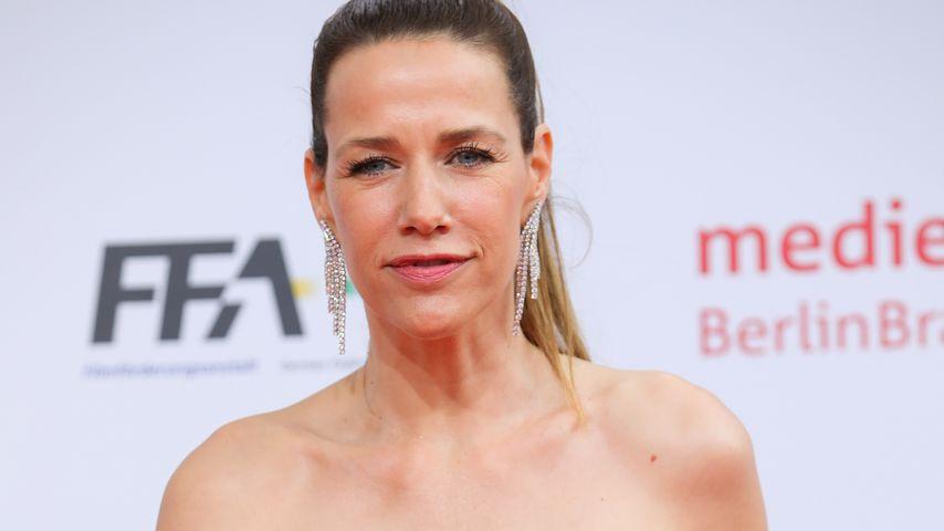 Alexandra Neldel: Im H&M-Kleid zu Angelina Jolie