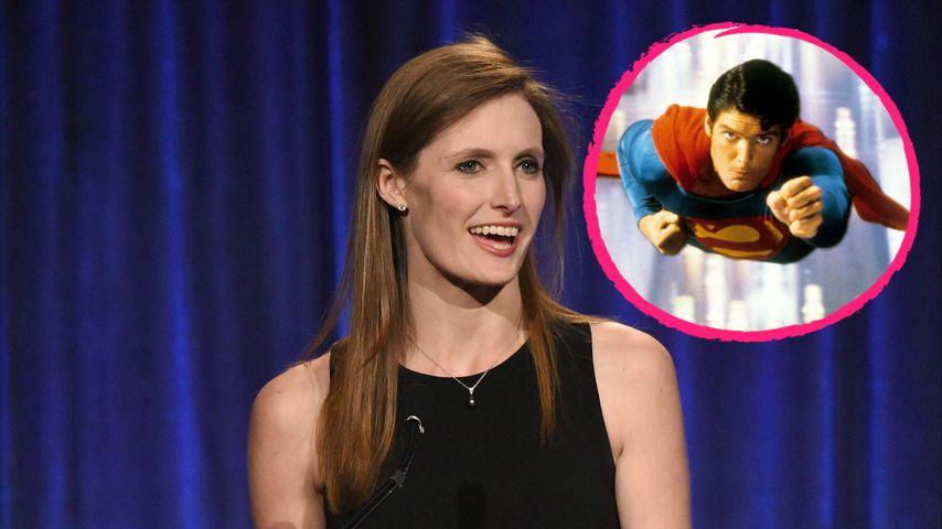 """Christopher Reeves Tochter: So war es mit """"Superman""""-Vater"""