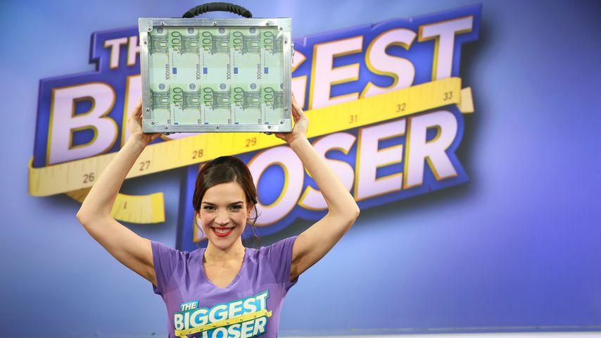 """Alexandra, Gewinnerin von """"The Biggest Loser"""" 2017"""