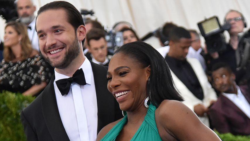 Serena Williams soll noch diese Woche heiraten!