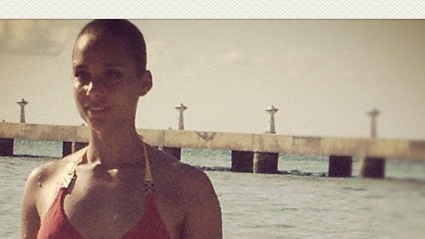 Alicia Keys zeigt ihren Kurven-Körper im Bikini