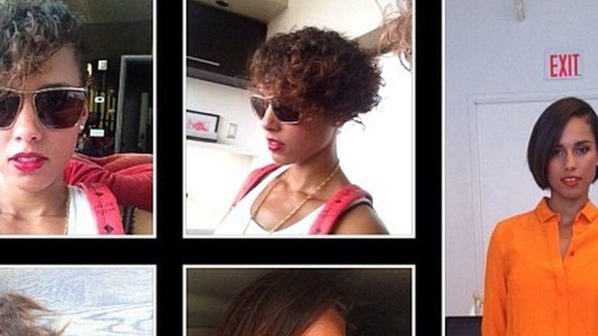 Alicia Keys: Drastische Frisur-Veränderung