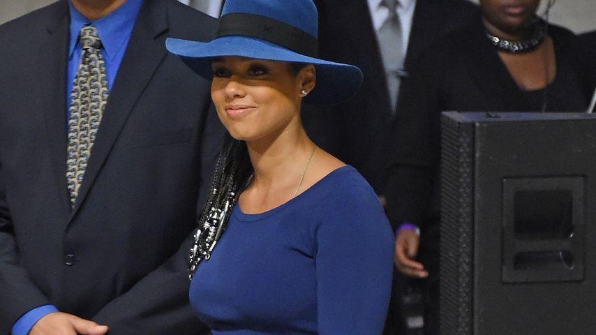 Alicia Keys: So sexy kann eine Bald-Mama sein
