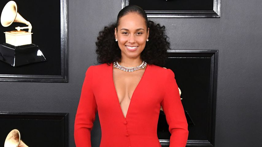 Alicia Keys im Februar 2019