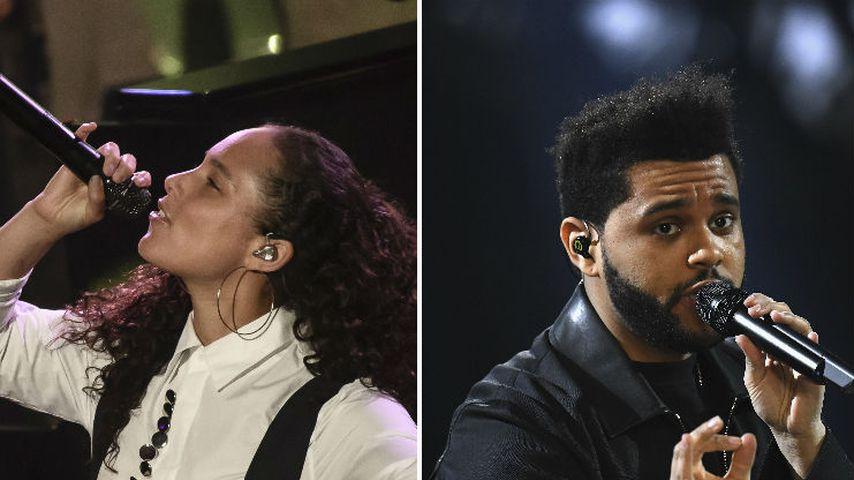 Stimmgewaltige Grammys: Diese Stars performen mit Adele & Co