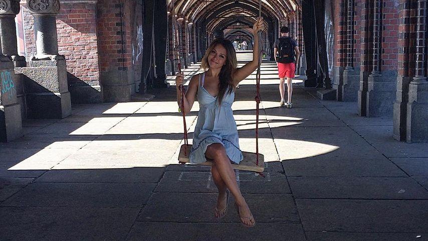 Hauptstadt-Liebe: Bachelorette Alisa lässt die Seele baumeln