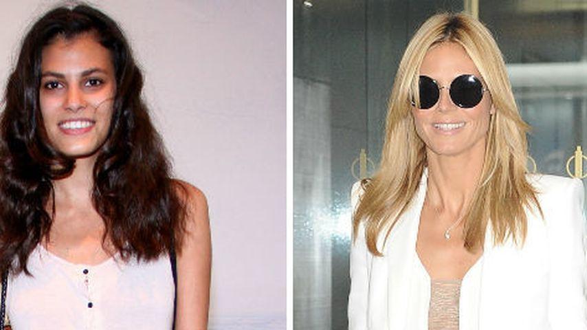 Nach Zoff: GNTM-Alisar modelt für Heidi Klum