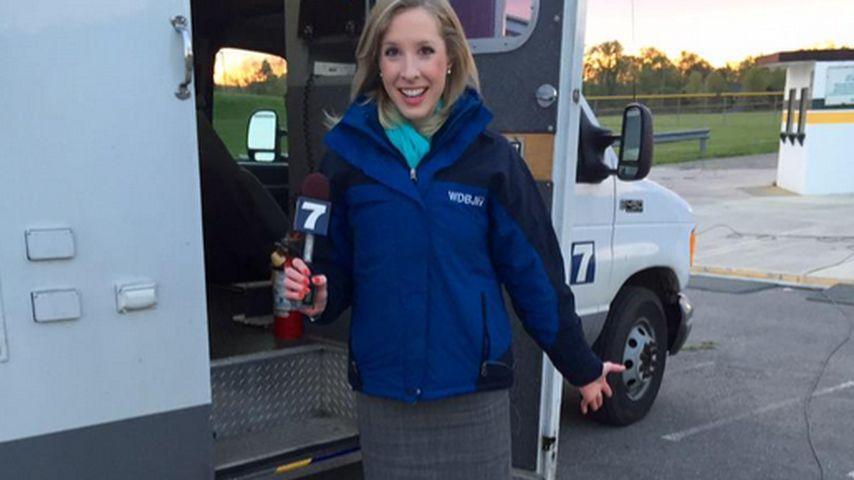 Live im TV! Reporterin wird vor laufender Kamera erschossen