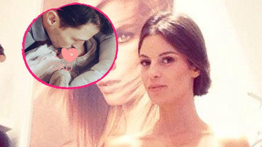 Kurz nach Geburt: Alissa Harouat darf mit Baby nach Hause!