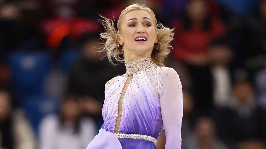 Aljona Savchenko und Bruno Massot bei den Olympischen Winterspielen 2018