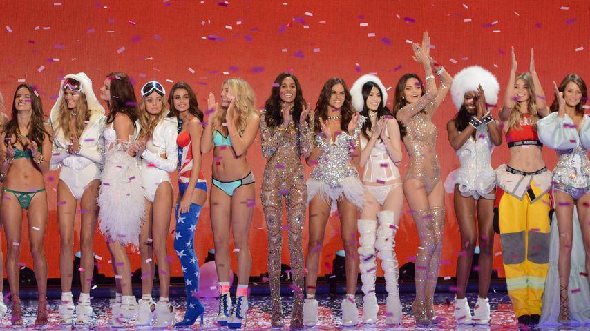 """XXL-Galerie: Wer war der schönste """"Victoria's Secret""""-Engel?"""